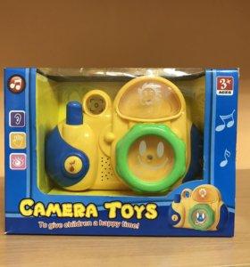 Фотоаппарат, игрушечный