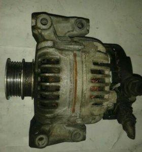 Генератор Опель Вектра. Астра. 2.2 бензин 2000-200