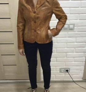 Кожаный жакет Wilsons Leather