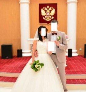 Свадебное платье (+бонус)
