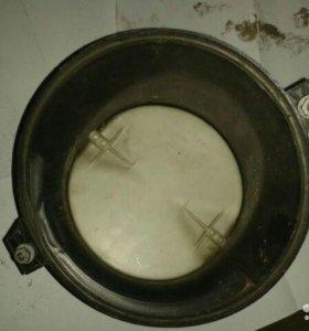 Диффузор печки Ауди С-4 100 45