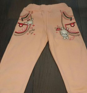 штаники новые