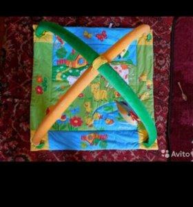 Детский, развивающий коврик