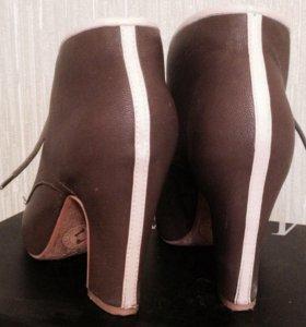 Ботинки 36-37 размер