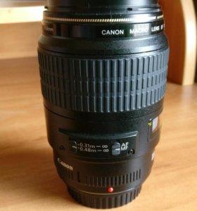 Canon 100mm f 2,8 macro usm
