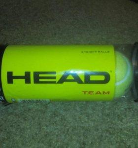 HEAD теннисные мячики