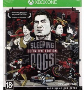 Sleeping Dogs, The Evil Within, Sunset Overdrive.