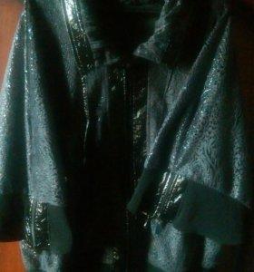 Легкая куртка на лето 50-52-54 рр