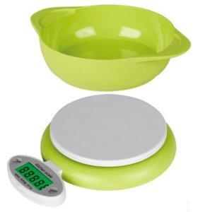 Весы Весы кухонные электронные 5000 г/1 г
