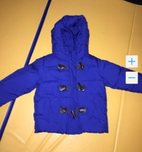 Куртка демисезонна на мальчика и девочку