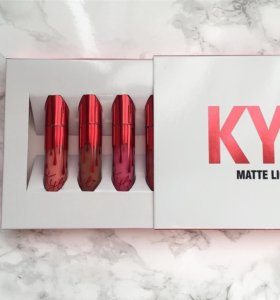 Kylie matte mini 6 оттенков