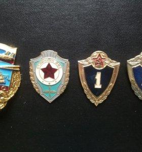 Значки ВВС