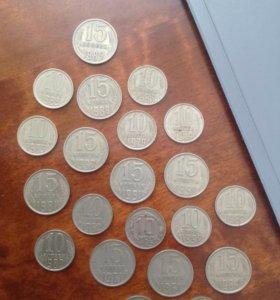 Монеты 60-90 гг.