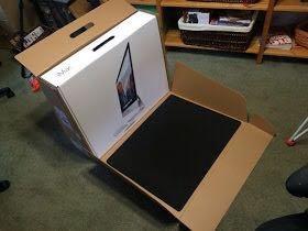 "iMac retina 27"" 5k core i7"