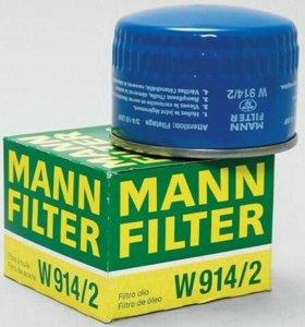 Фильтр маслянный ВАЗ (Германия)