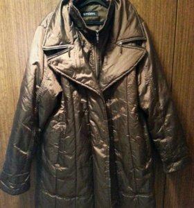 Пальто 54 -56 размера