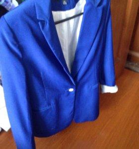 Пиджак с подкладом