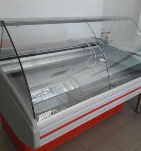 Холодильная витрина Гольфстрим
