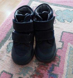 """Продам кожаные ботинки""""SALAMANDER"""""""