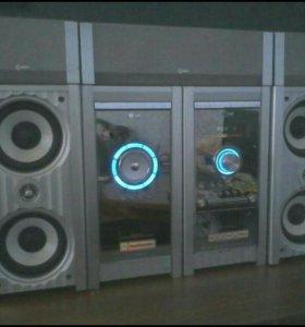 Аудиосистема LG Обмен