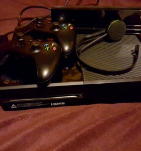 Xbox One + 10 игр