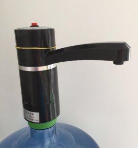 Электрическая помпа на бутыль 19 литров