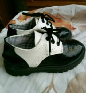 Лаковые ботиночки рр29