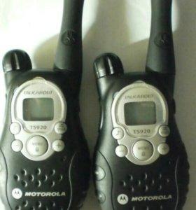 Радио станция моторолла Т5920