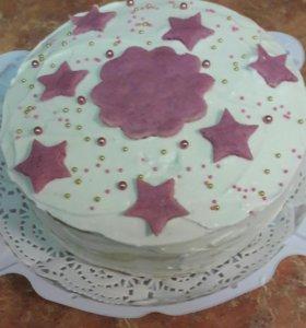 Торты, рулеты,пироги
