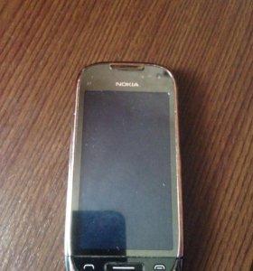 На запчасти Nokia c-7