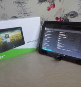 Acer iconia tab a200red 16gb 10.1