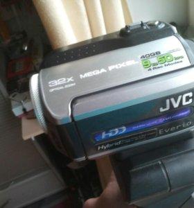 Видео камера JVC Everio Dock