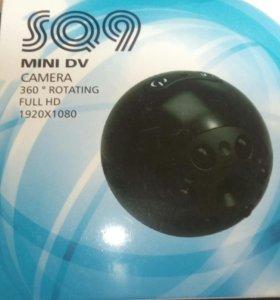 Мини камера SQ9 / видеорегистратор