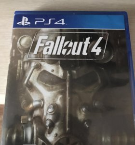 Fallout 4 игра на. PlayStation 4