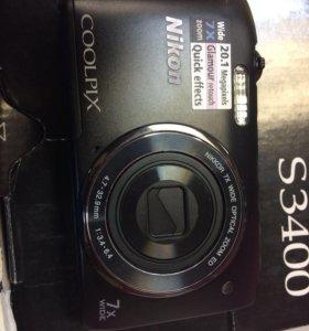 Nikon Coolpix S 3400
