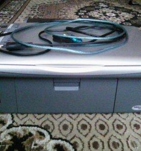 Продаю принтер сканер в хорошем состоянии