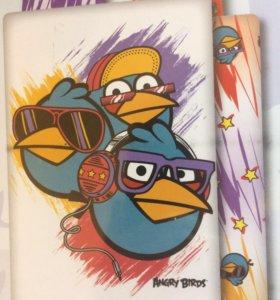 """Комплект постельного белья """"Angry Birds"""""""