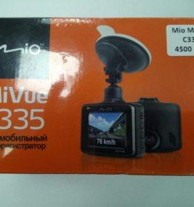 Автомобильный видеорегистратор MiVue C335