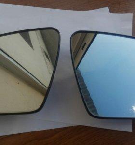 Hyundai ix35 зеркальный элемент стекло зеркала