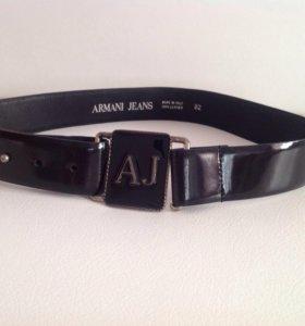 Ремень Armani Jeans оригинал,новый