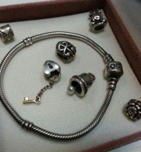 Оригинальный браслет Pandora Пандора