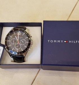 Новые часы хронографы TommyHilfiger