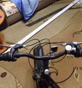 Велосипед горный 7 скоростей!!!!! , торг самовывоз