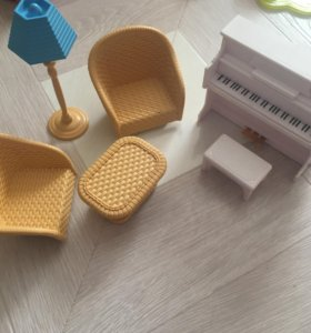Мебель для игрушек