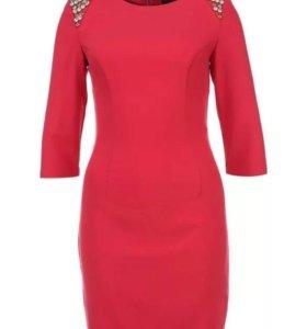 Красное платье Kira plastinina