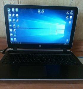 Ноутбук HP pavilion 15-p005sr energy star