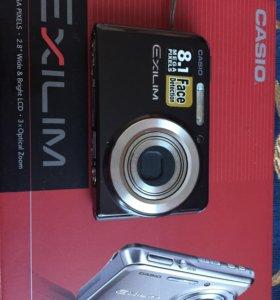 Фотоаппарат Casio exilim ex-s880