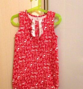 Платье 110р