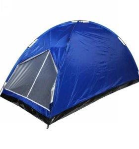 Палатка кемпинговая 6- мест.