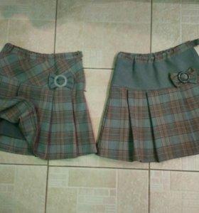 Новые юбки детские